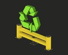 Completamente reciclables